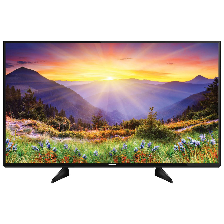 Téléviseur intelligent (SMART) 49po DEL 4K UHD TC-49EX600 de Panasonic