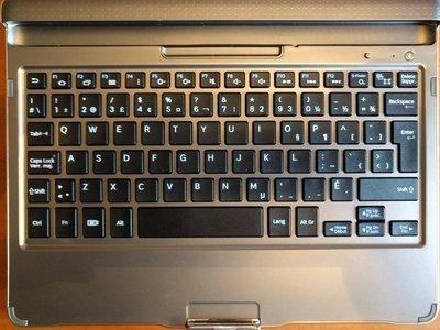 Clavier pour tablette billingue TAB S 10 EJ-CT800DAEGCA 10.5po Brun électrique de Samsung