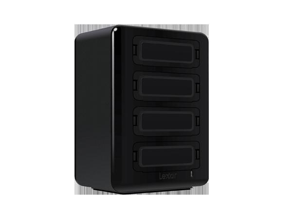 HUB Professional Workflow LRWHR1TBNA USB 3.0 de Lexar®
