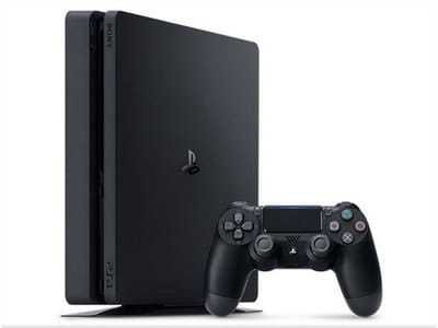 Console PLAYSTATION 4 1TB HW CORE PS4 de Sony