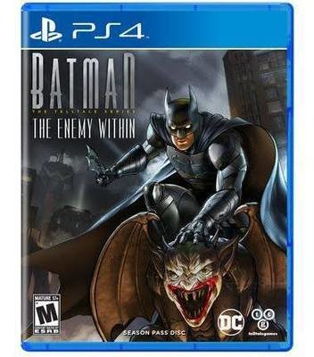Jeux PS4 Batman: The Telltale Series - The Enemy Within de WARNER