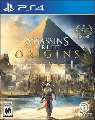 Jeux PS4 Assassin's Creed: Origins de UBISOFT