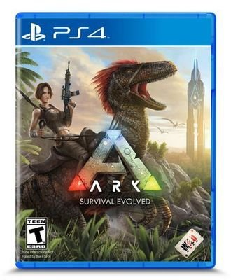 Jeux PS4 Ark: Survival Evolved de STUDIO WILDCARD