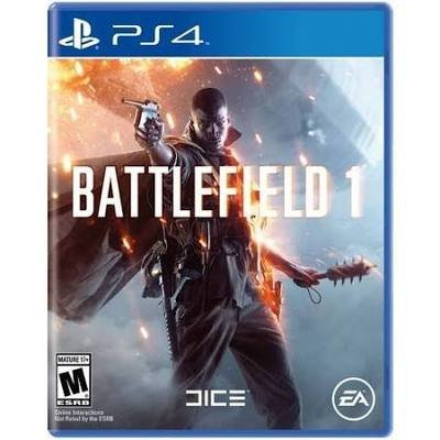 Jeux PS4 Battlefield 1 de ELECTRONIC ARTS