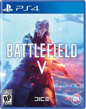 Jeux PS4 Battlefield V de ELECTRONIC ARTS