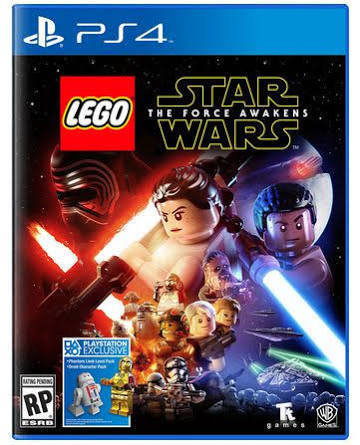 Jeux PS4 LEGO STAR WARS: THE FORCE AWAKENS