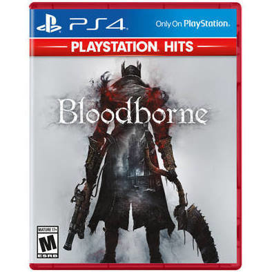 Jeux PS4 BLOODBORNE PS HITS PS4