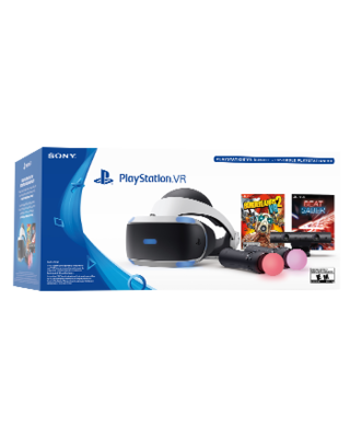 Ensemble Playstation VR avec Borderlands 2 & Beat Saber de Sony
