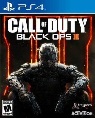 Jeux PS4 CALL OF DUTY | BLACK OPS 3 (BILINGUAL) PS4