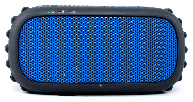 Haut-parleur Bluetooth® ECOROX Bleu de ECOXGEAR