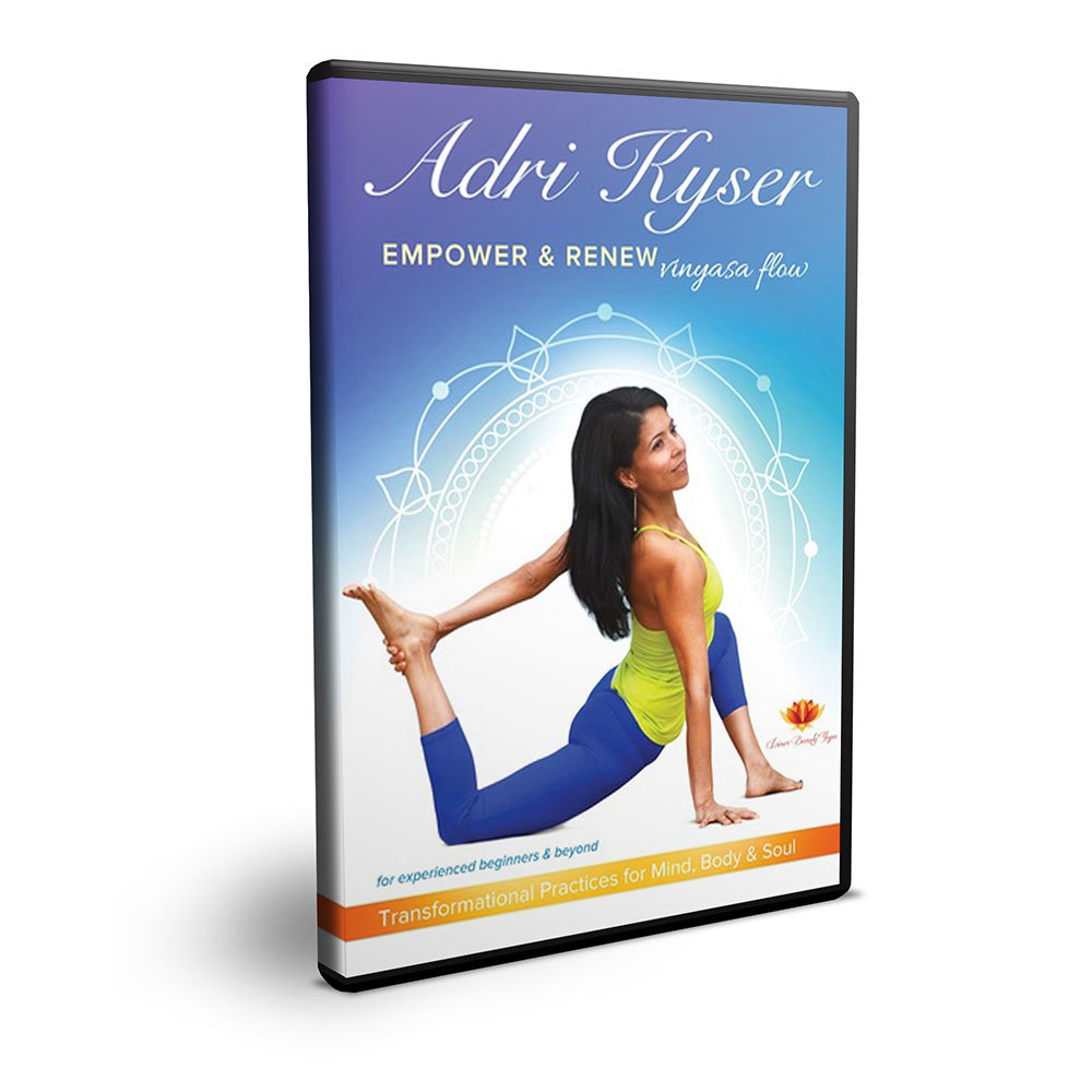 Empower & Renew DVD 00010