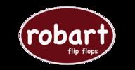 robart flip flops