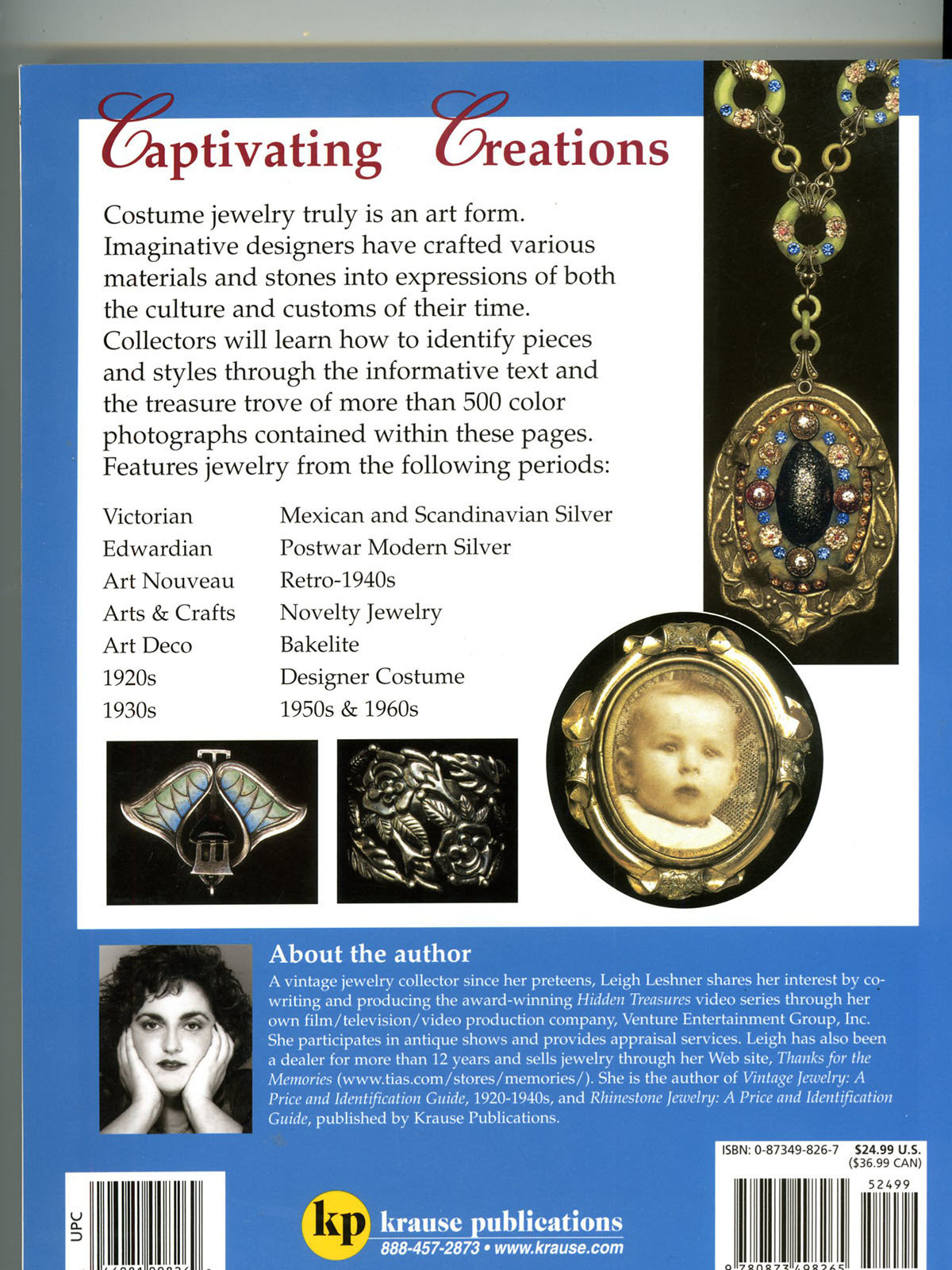Costume Jewelry Identification and Price Guide