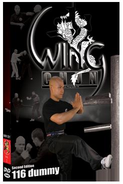 Wing Chun Dummy 116