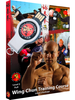 Wing Chun Course Level 2 Package No Support