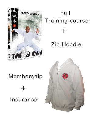 Tai Chi Join Club member package