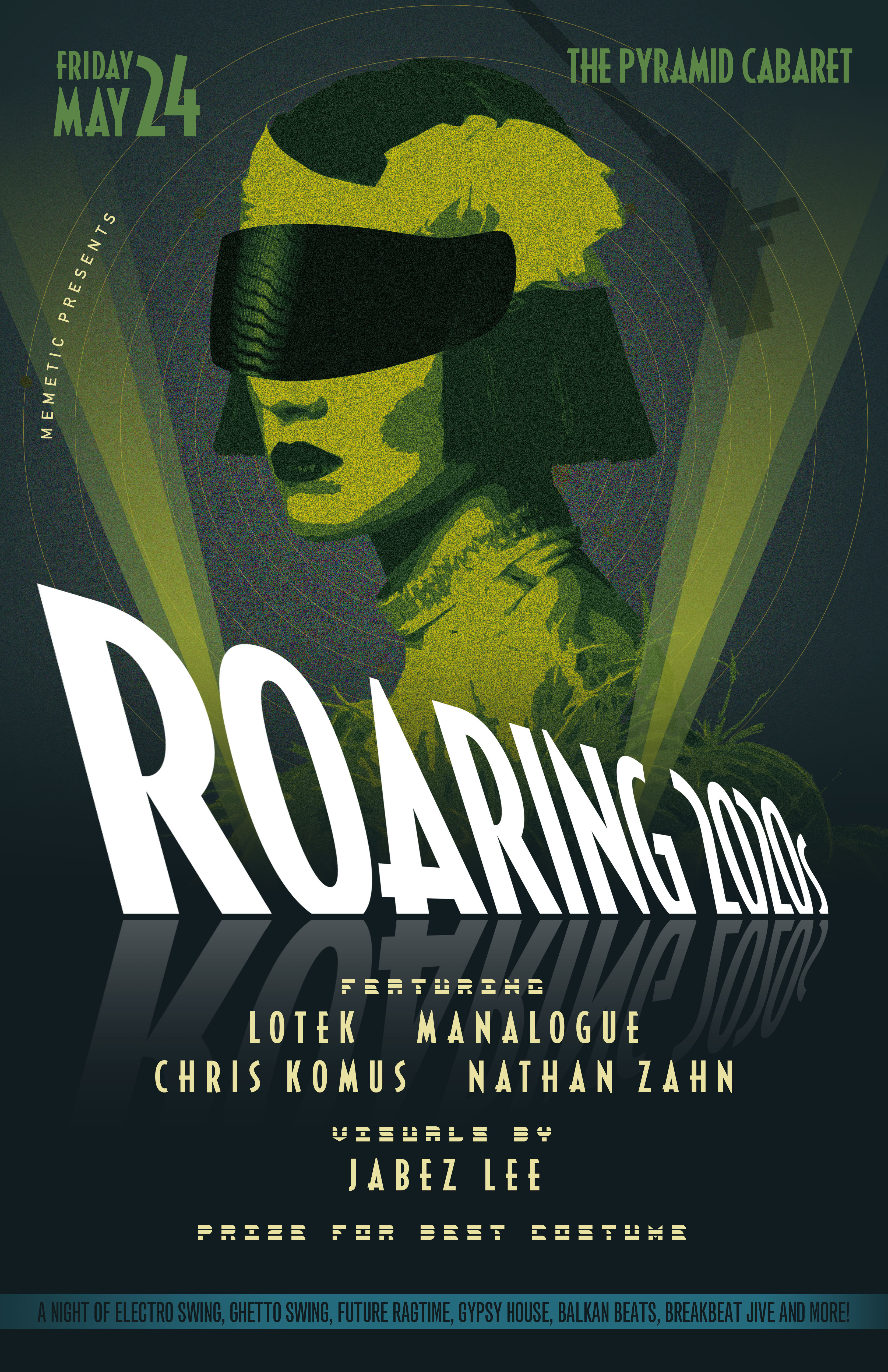 ROARING 2020s - MAY 24 - The PYRAMID 00177