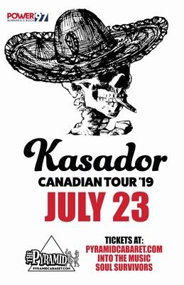 KASADOR - JULY 23 - The PYRAMID
