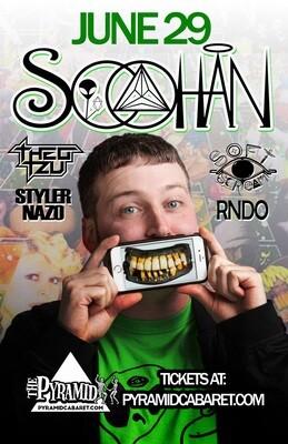 SOOHAN - JUNE 29 - The Pyramid