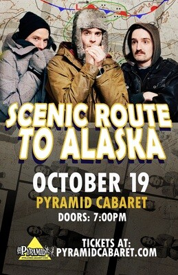 SCENIC ROUTE TO ALASKA - OCT. 19 - The Pyramid