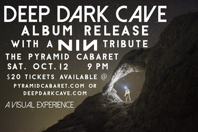 Deep Dark Cave - OCT. 12 - The Pyramid