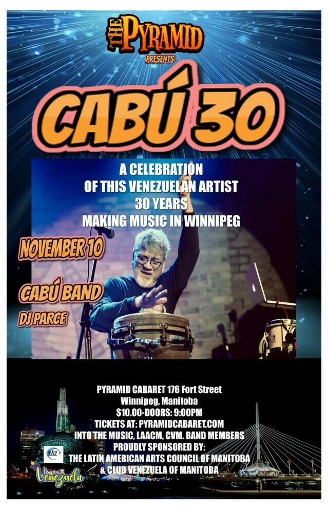 CABU 30 - NOV. 10 - The Pyramid