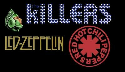 KILLERS - ZEPPELIN - RHCP Tribute - DEC. 27