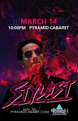 STYLUST - MAR. 14 - Pyramid