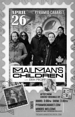 The MAILMAN'S CHILDREN - APR. 26 - Pyramid