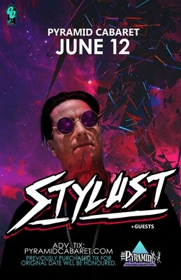 STYLUST - JUNE 12 - Pyramid