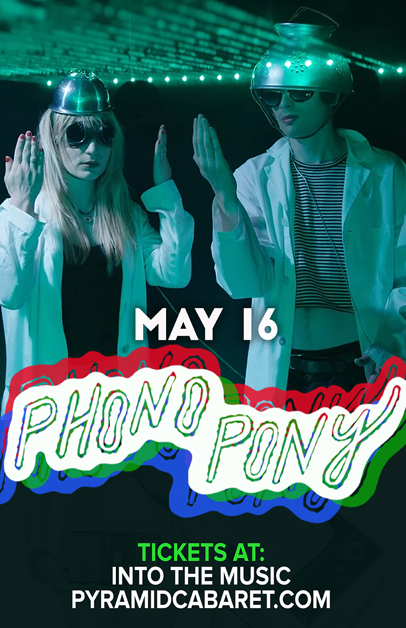 PHONO PONY - MAY 16 - The PYRAMID 00173