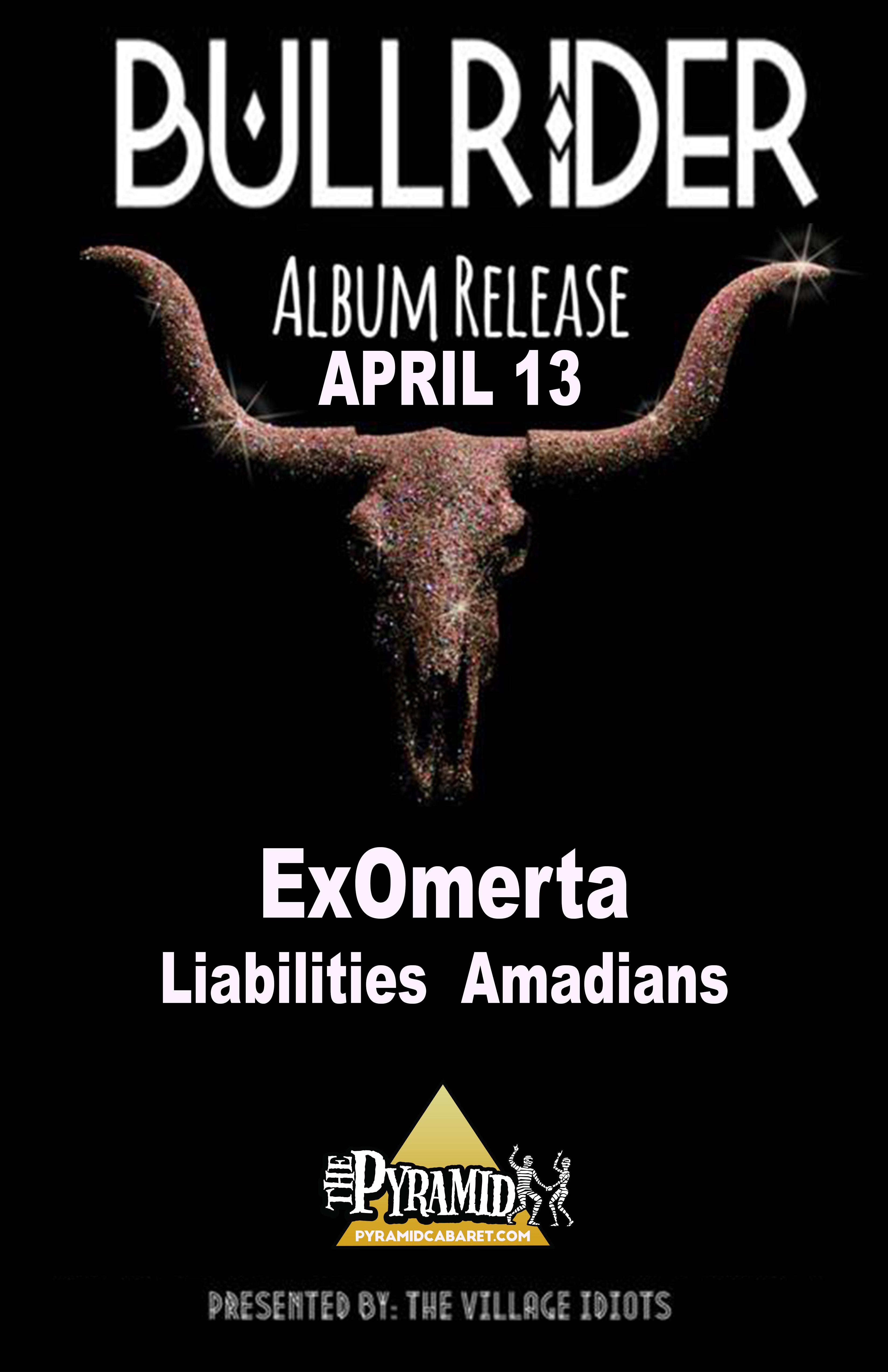 BULLRIDER - APRIL 13 - The PYRAMID 00184