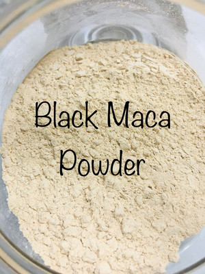 Black Maca Powder