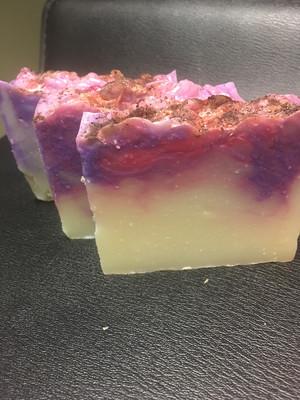Dahlia & Lychee Soap