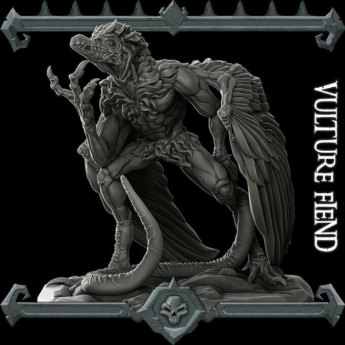 Vulture Fiend