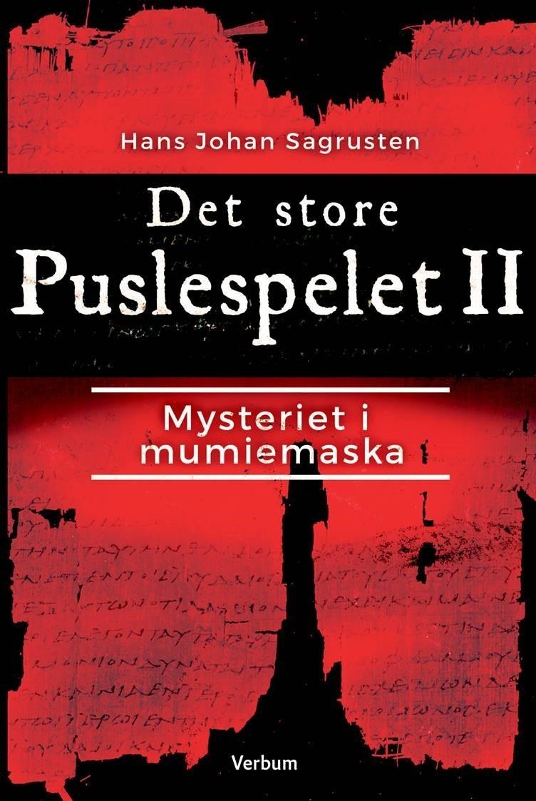 Bok: Det store Puslespelet II. Mysteriet i mumiemaska 9788254313565