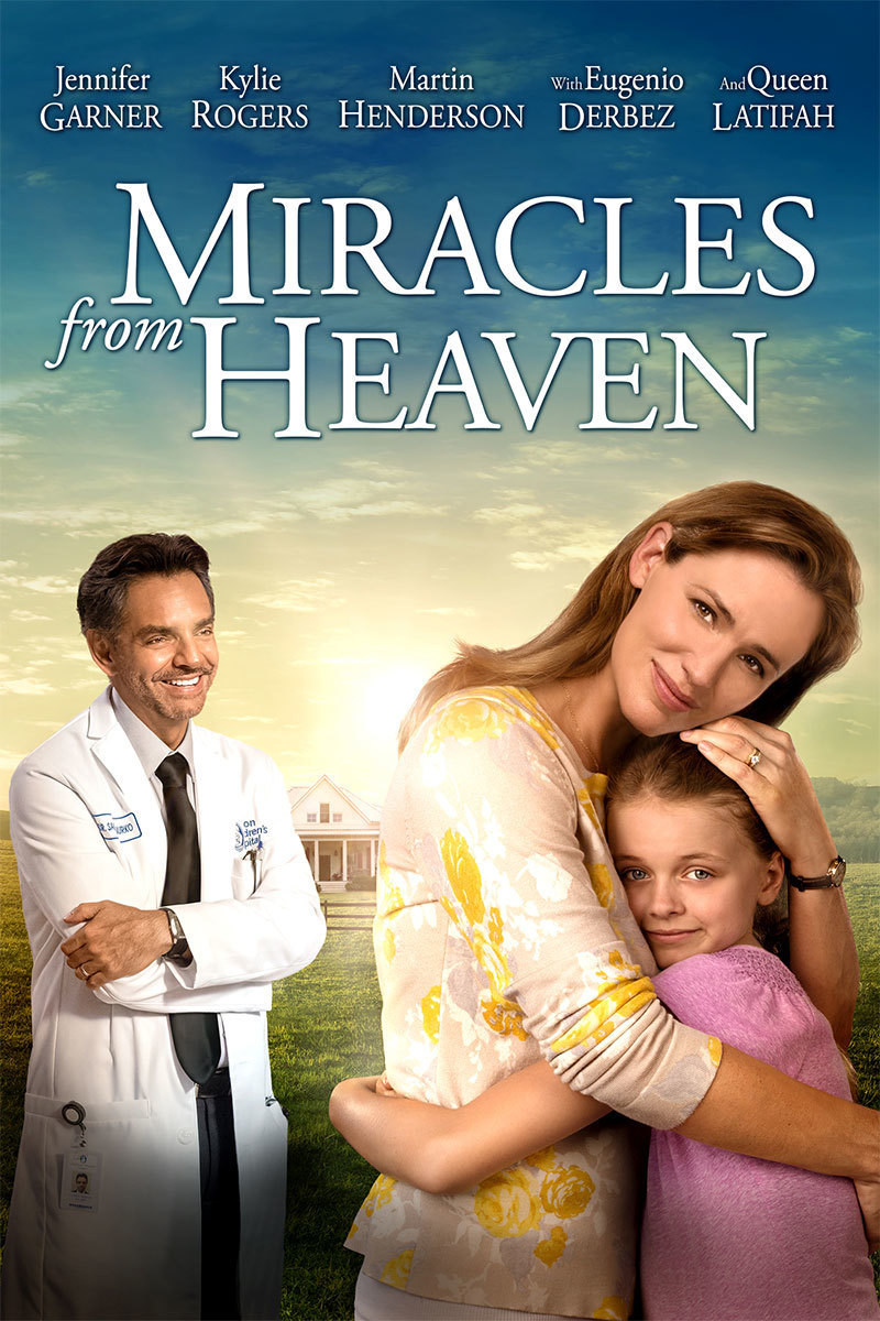 DVD: Miracles from Heaven 7330031000209