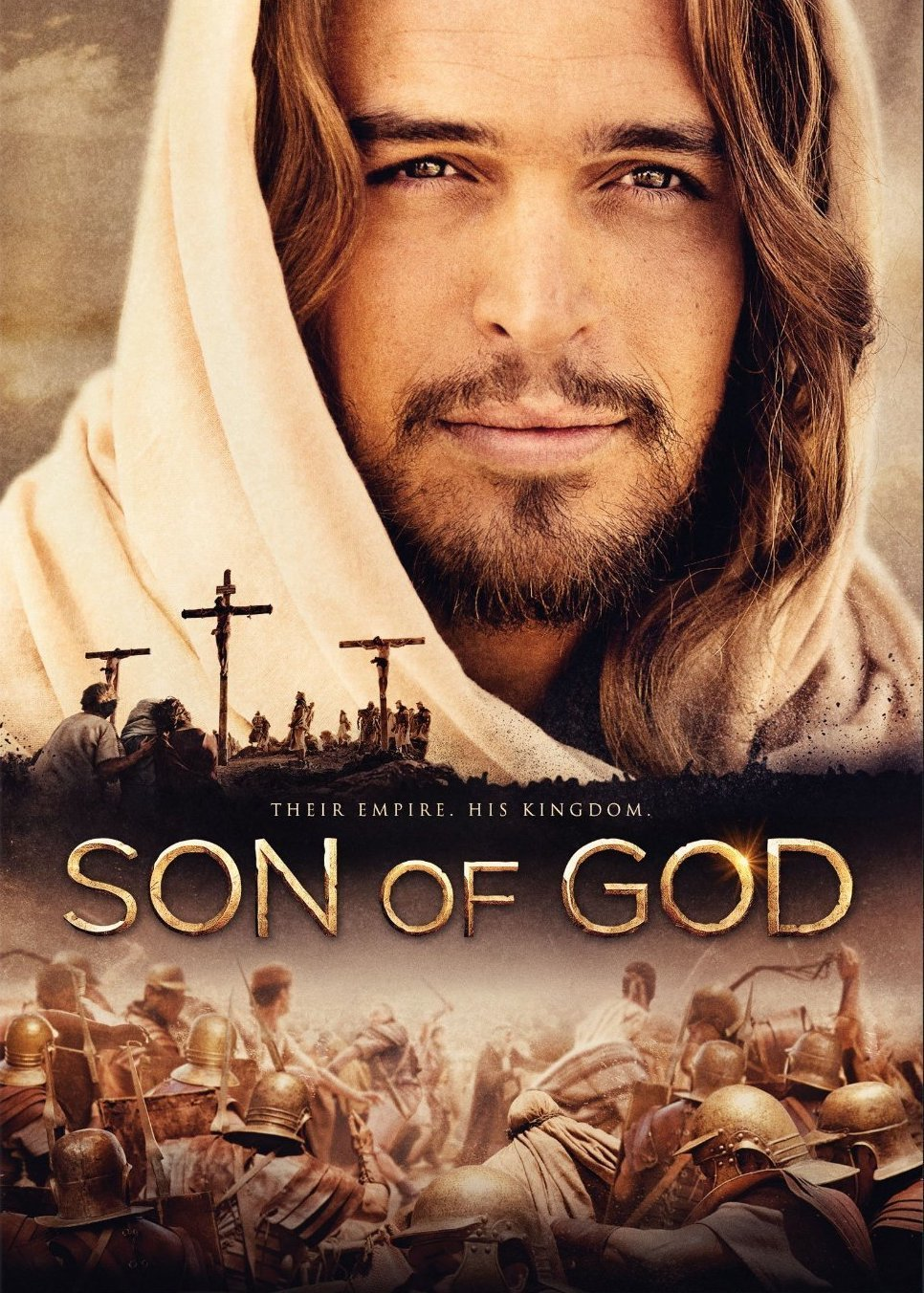 DVD: Son of God 7340112717575