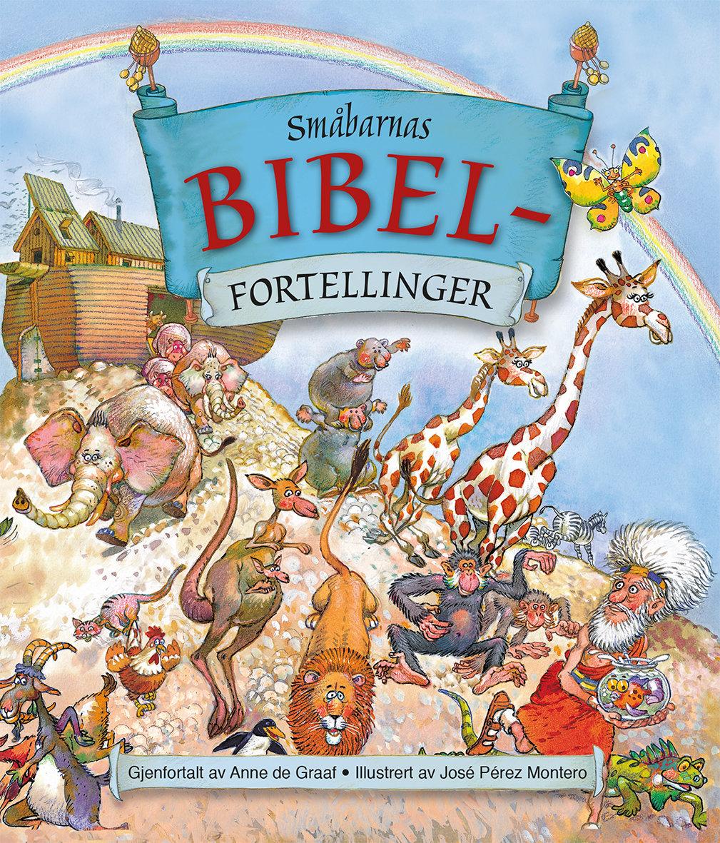 Småbarnas bibelfortellinger 9788252003987
