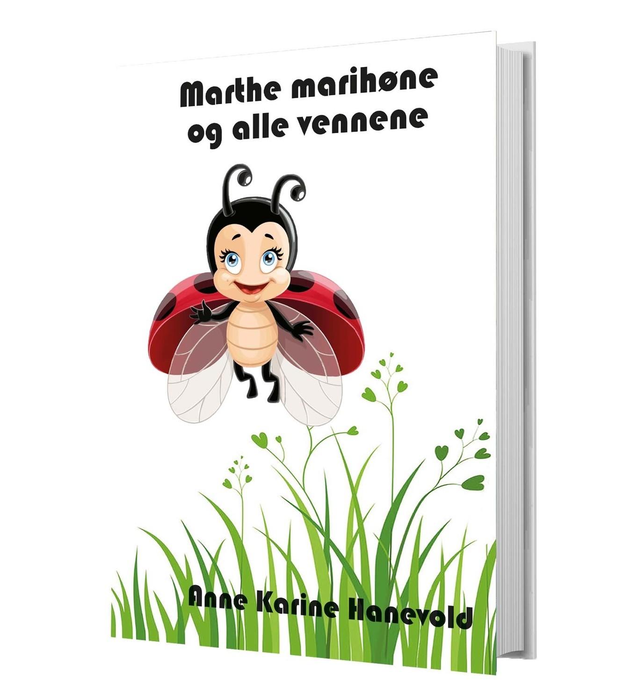 Marthe Marihøne og alle vennene