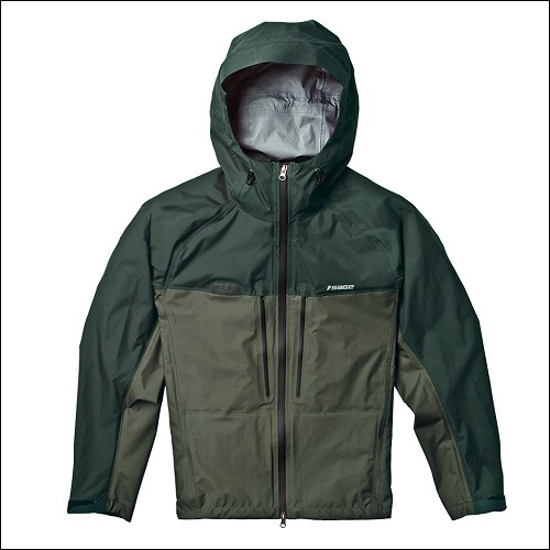 SAGE Quest Ultra-Light Rainshell - Deep Green