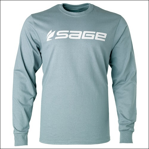 SAGE Logo Tee - Long Sleeve