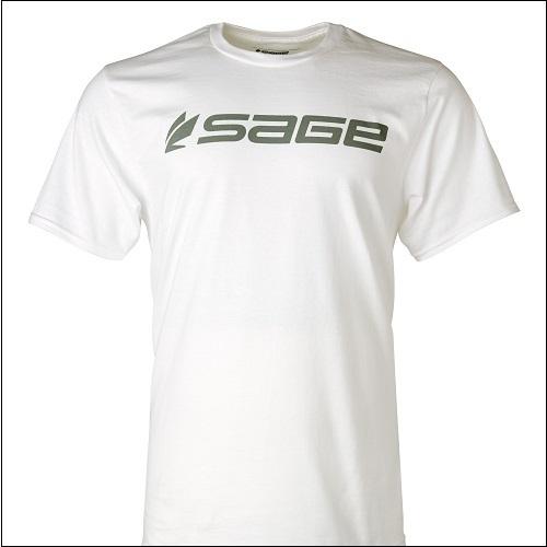 SAGE Logo Tee - Short Sleeve