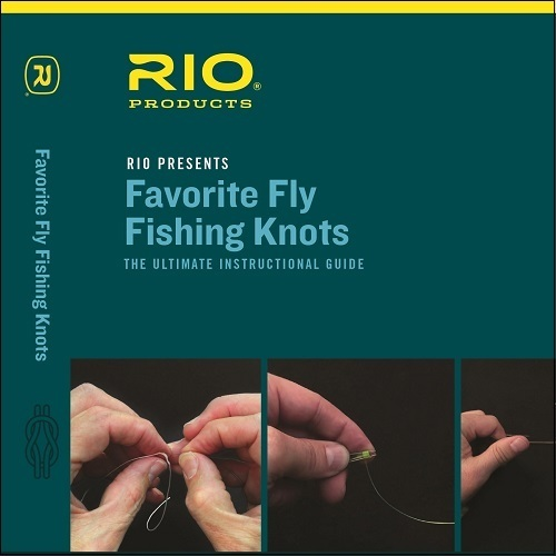 RIO Favourite Fly Fishing Knots DVD