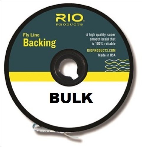 RIO Flyline Backing BULK Dacron