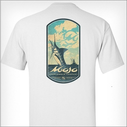 MOJO Sportswear Horizon Catch T-Shirt