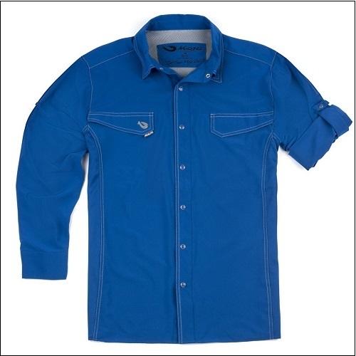 MOJO Mr Cool Long Sleeve Ultimate Technical Fishing Shirt - Range of Colours