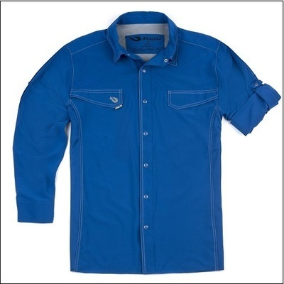 MOJO Mr Cool Long Sleeve Ultimate Technical Fishing Shirt - Range of Colours