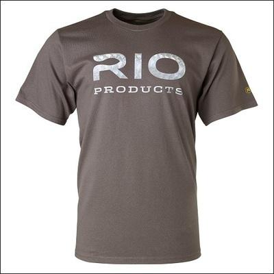 RIO Tarpon Tee - Dark Grey
