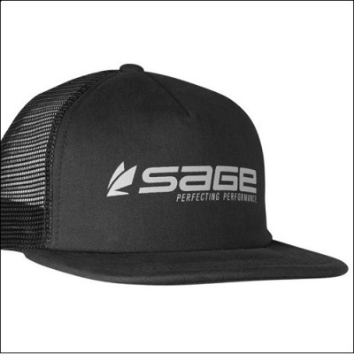SAGE Foam Trucker - Black